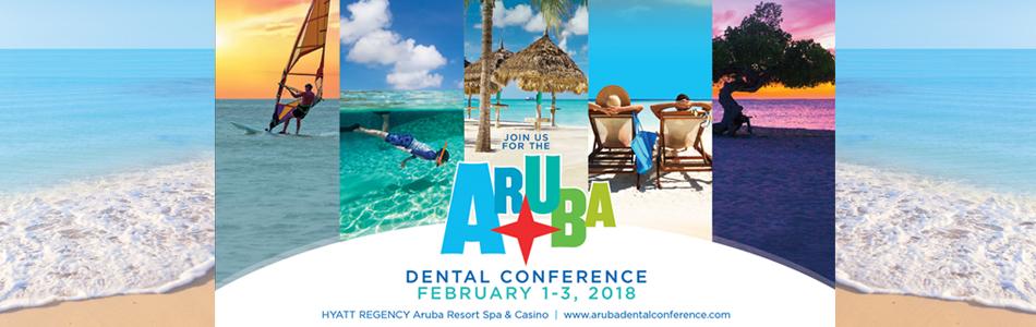 ARUBA DENTAL CONFERENCE 2018 - CRD
