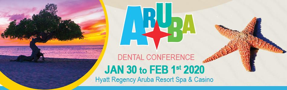 ARUBA DENTAL CONFERENCE 2020 - CRD