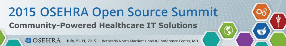 2015 OSEHRA Open Source Summit