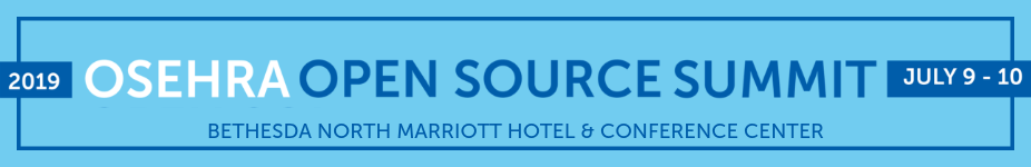2019 OSEHRA Open Source Summit