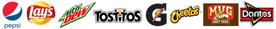 PepsiCo Brands Banner