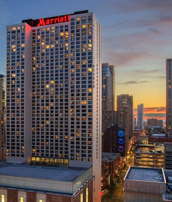AACN Chicago hotel