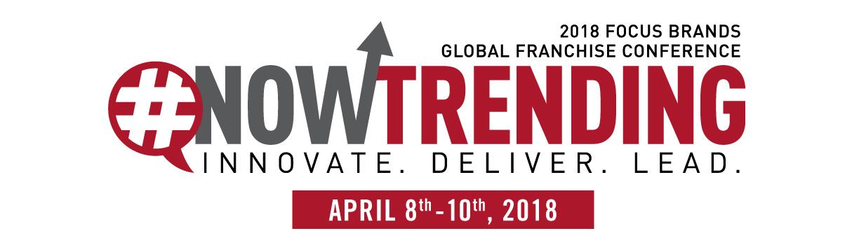 2018 FOCUS Brands Global Franchise Conference