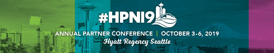 #HPN19 Annual Partner Conference