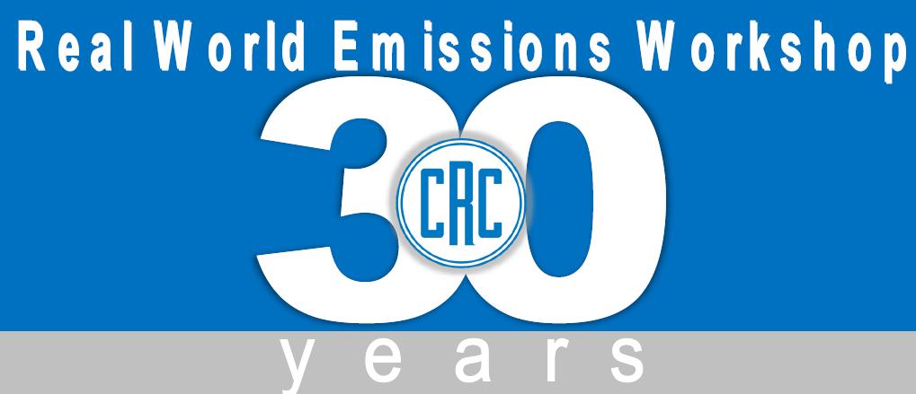 2021 CRC Real World Emissions Workshop