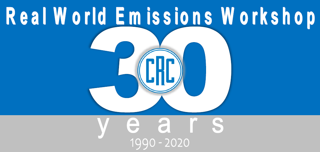 30th CRC Real World Emissions Workshop