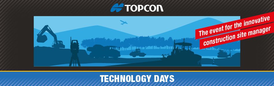 UK Topcon Technology Days registration