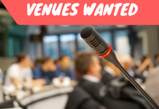 eNews Image (Venues Wanted)