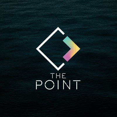 The Point logo