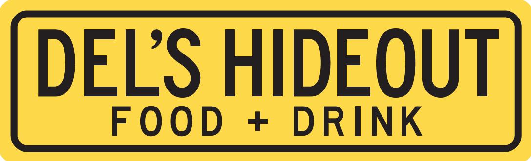 Del's hideout