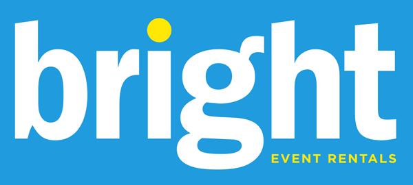 bright event rentals logo