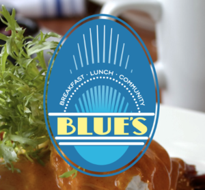 Blue's Egg Logo