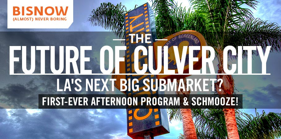 Culver City UP UP UP
