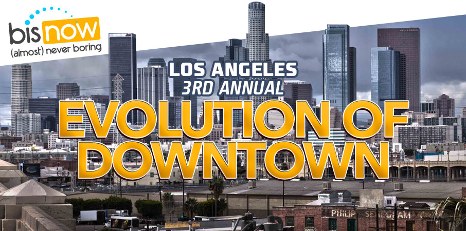 3rd LA Evolution Downtown