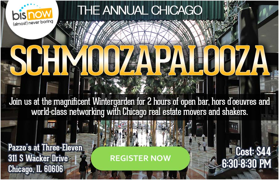 Annual Chicago Schmoozapalooza