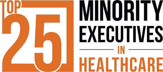 Top 25 Minority Executives in Healthcare Gala