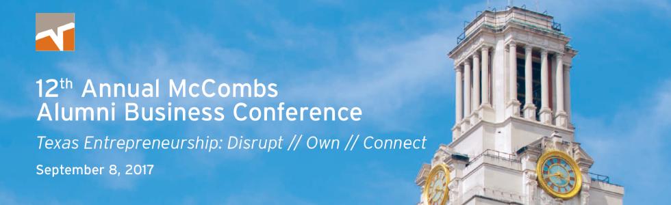 12th Annual Alumni Business Conference