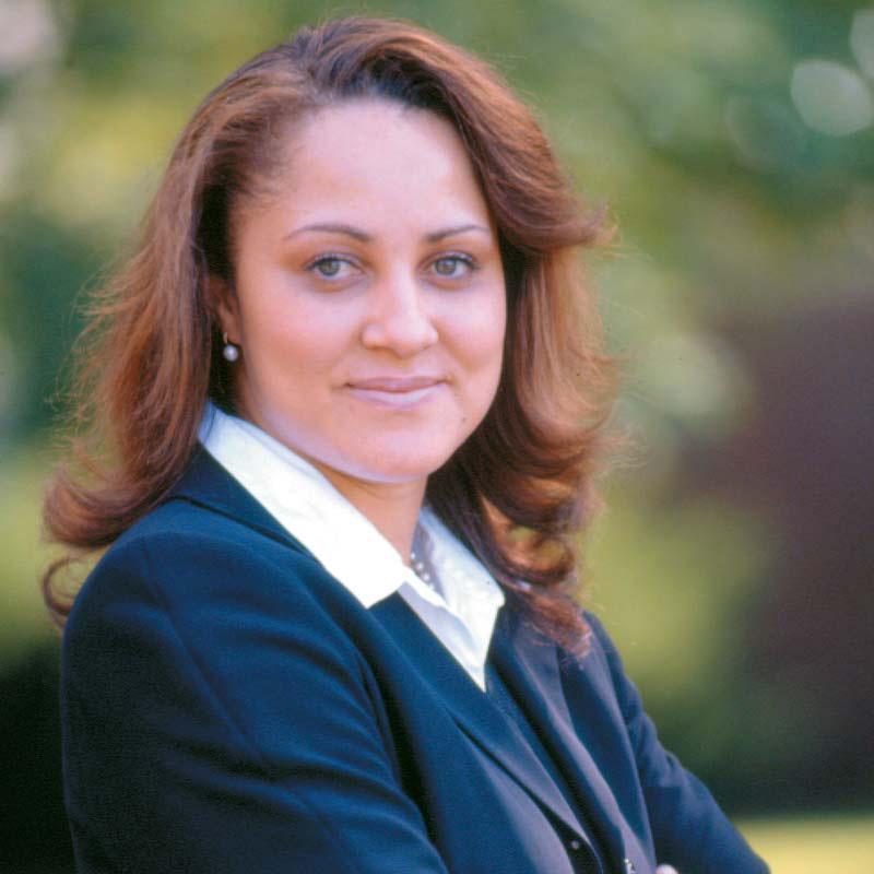 Tesheia Harris, MBA, MHS