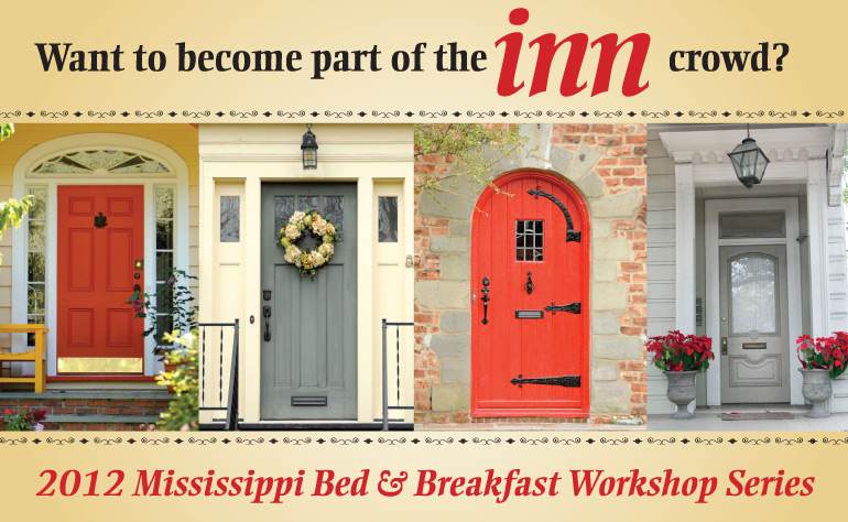Want to become part of the inn crowd?
