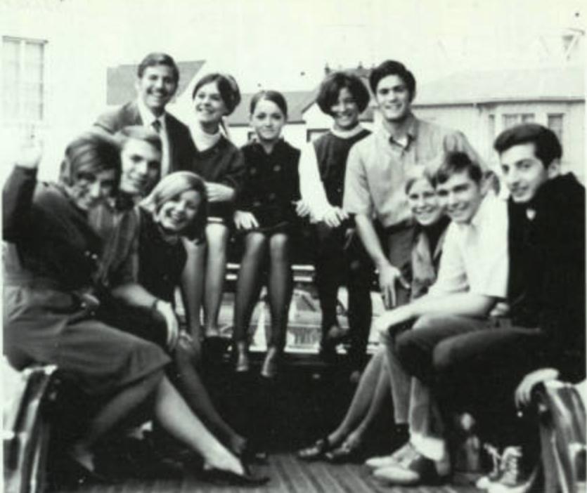 1969 Ski Club