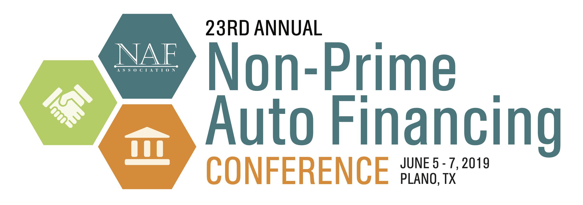 Non-Prime Auto Financing Conference