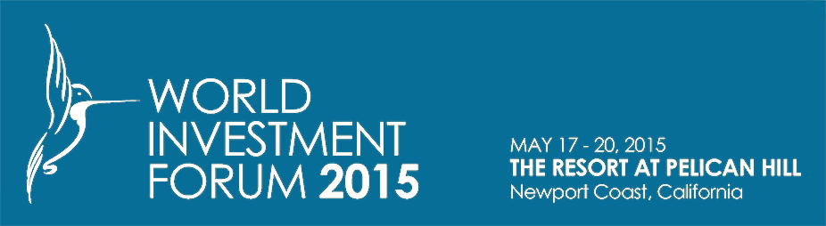 World Investment Forum 2015