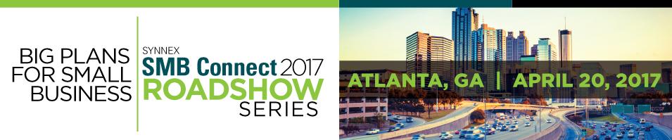 2017 SMB Connect Roadshow - Atlanta