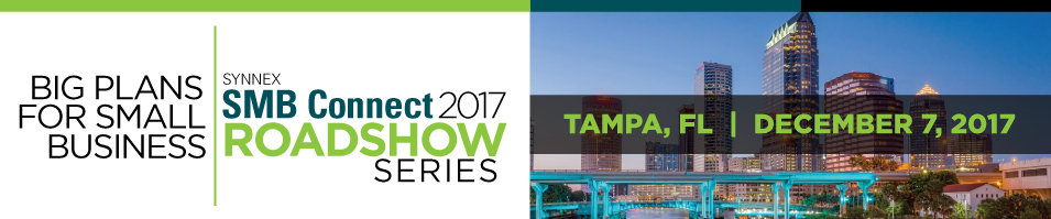 2017 SMB Connect Roadshow - Tampa