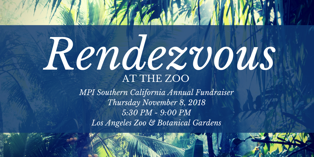 2018 MPISCC Annual Fundraiser: Rendezvous at the Zoo