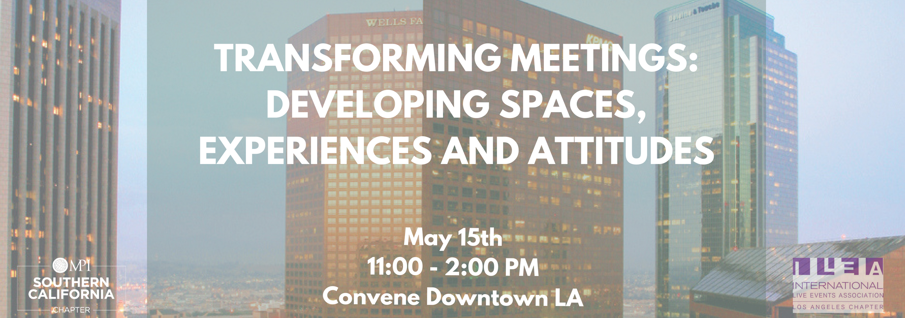 Transforming Meetings: Developing Spaces, Experiences and Attitudes