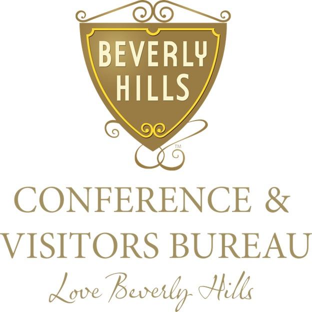 Beverly Hills CVB logo