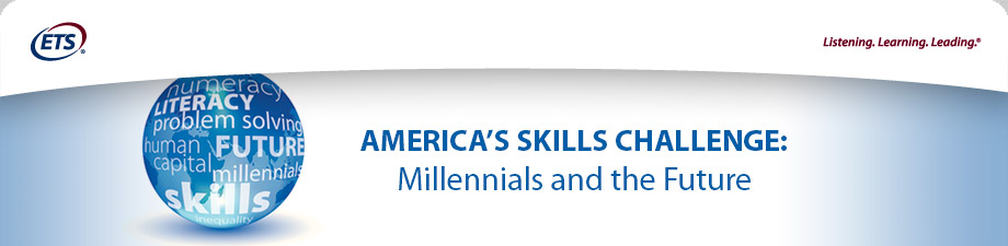 America's Skills Challenge: Millennials and the Future-Cancelled With Contract