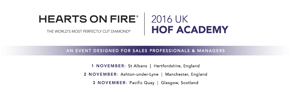 UK Hearts On Fire Academy