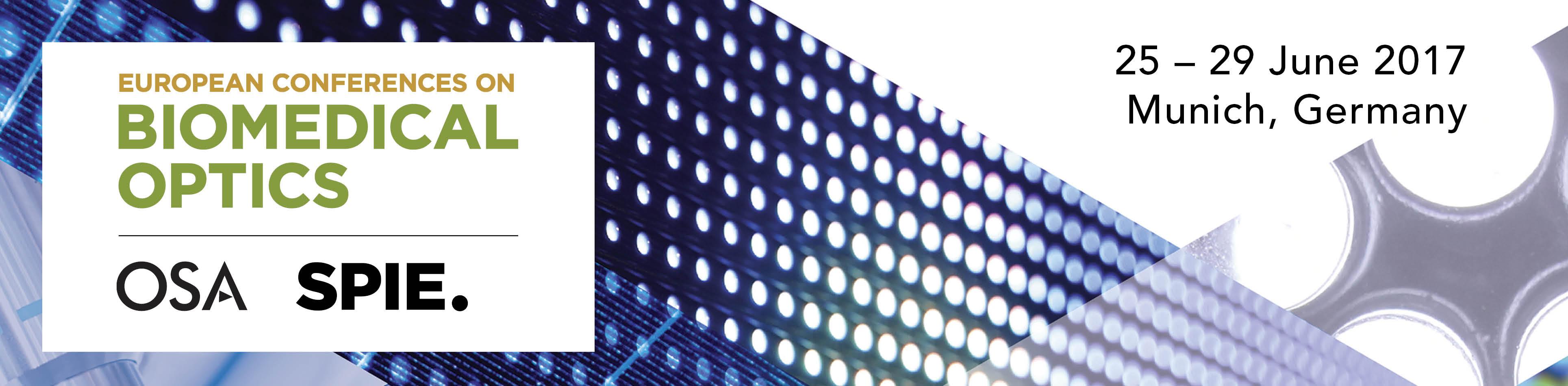 2017 European Conferences on Biomedical Optics (ECBO)