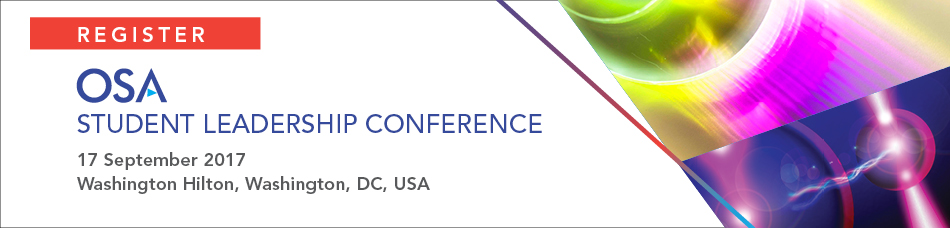 2017 Student Leadership Conference (FiO/LS)