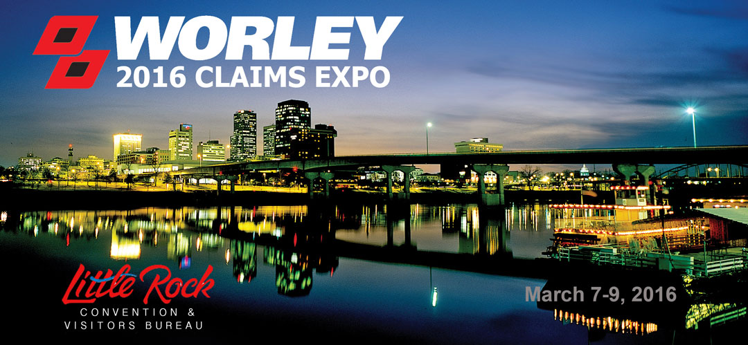 Worley Claims Expo 2016