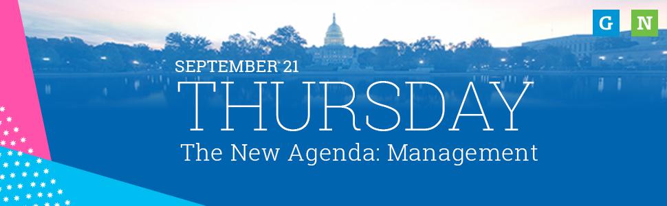 The New Agenda: Management