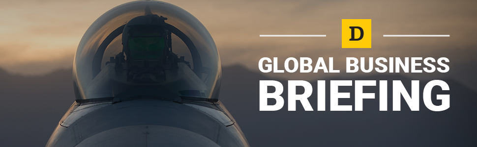 Defense One's Global Business Briefing with Boeing's Leanne Caret