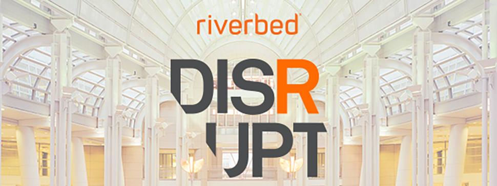 Riverbed Disrupt 2019