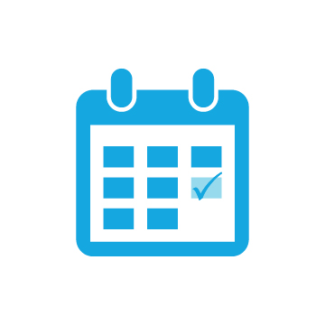 16-083 blue calendar