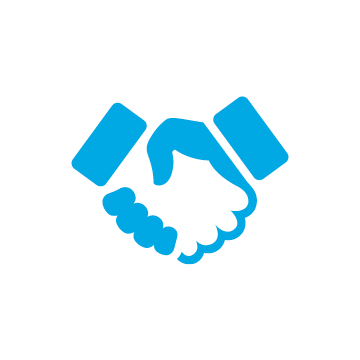 16-084 blue handshake