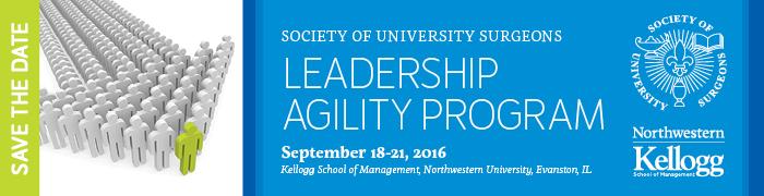 SUS Leadership Agility Program