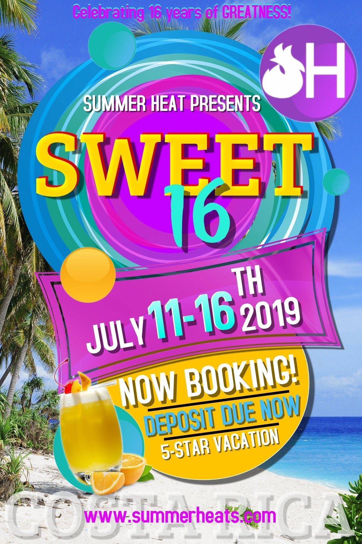 SummerHeat2019