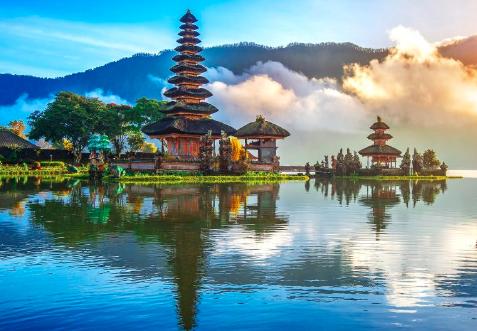 Bali Temple Picture