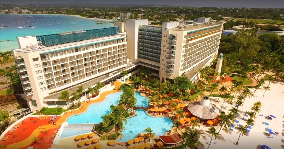 HiltonBarbadosFront