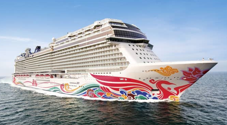 Norwegian Joy 3