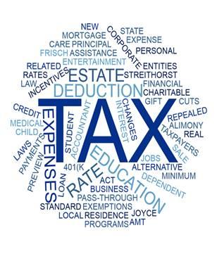 2018 Tax Logo