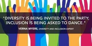 Diversity Oct 2018