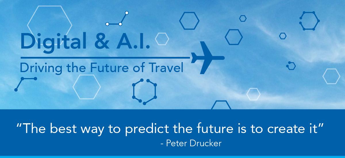 Digital & AI, Driving the Future of Travel