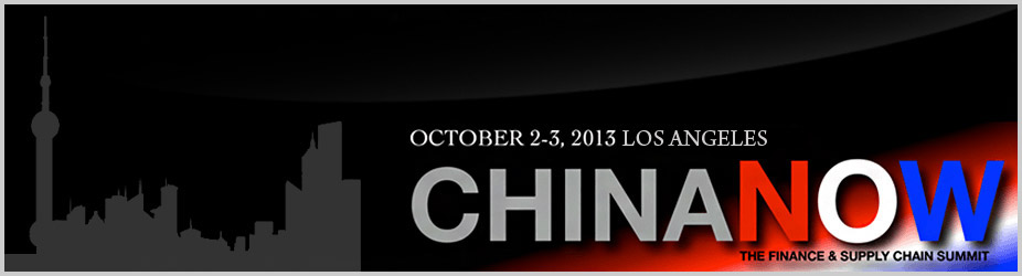 CHINANOW: THE FINANCE & SUPPLY CHAIN SUMMIT